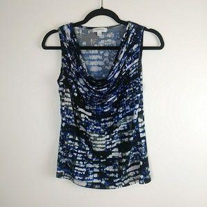Calvin Klien sleeveless blouse